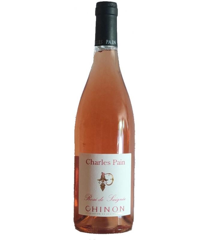 Domaine Charles Pain - Chinon - Rosé de Saignée 2019
