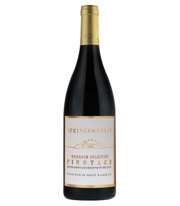 Springfontein - Walker Bay - Terroir Selection Pinotage 2017