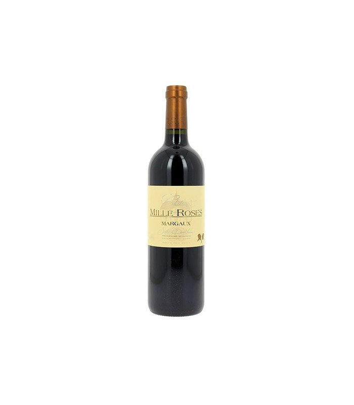 Château Mille roses 2018 - AOC Margaux - Vin rouge Bordeaux