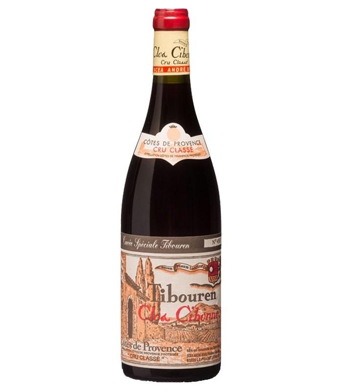 Côtes de Provence - Tibouren - Clos Cibonne rouge 2020