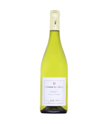 Domaine de l'Idylle - Vin de Savoie - Apremont - Cruet Vieille Vigne 2020