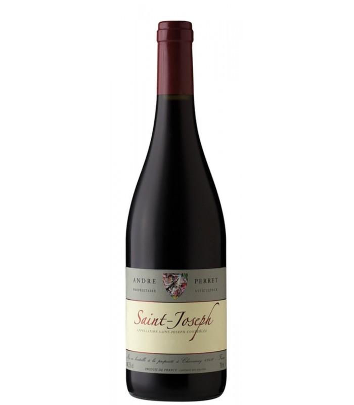 Bouteille de vin André Perret -Saint-Joseph 2018