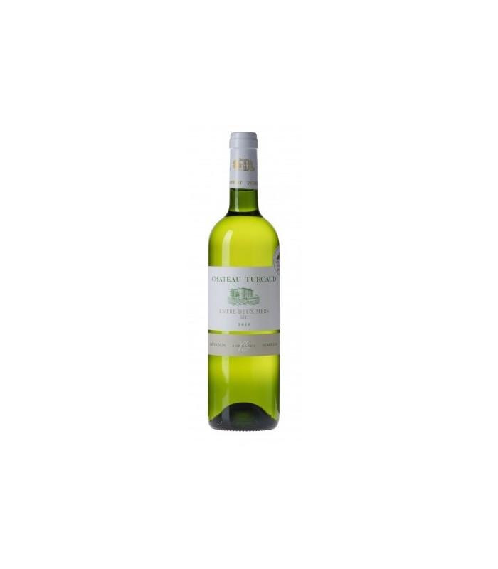 Bouteille de vin blanc Château Turcaud - Entre-deux-Mers