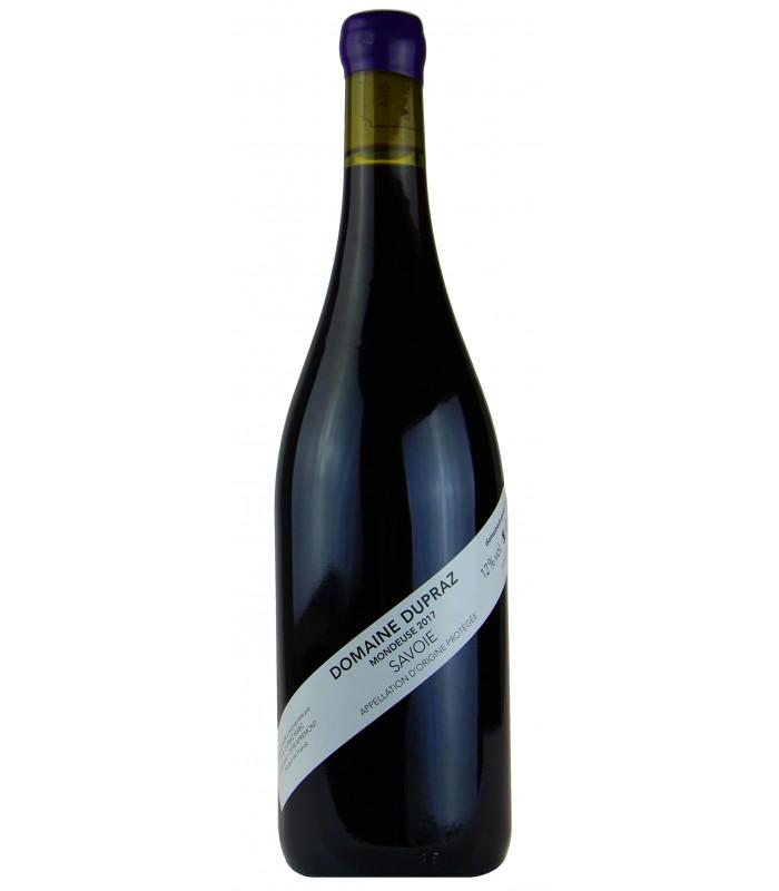 Domaine Dupraz - Vin de Savoie - Mondeuse 2017
