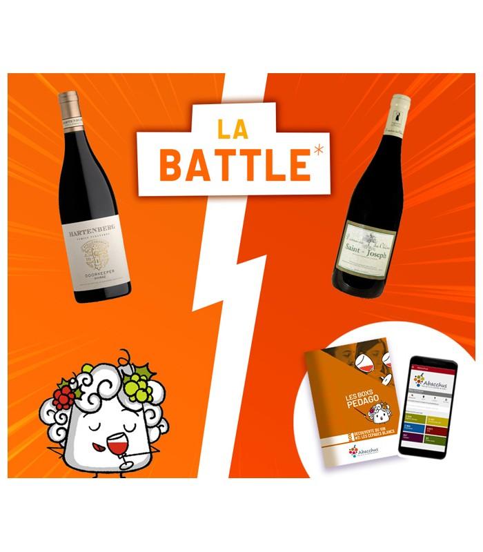 Box vin Bottle Battle