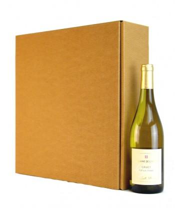 Coffret cadeau vin pour 4 bouteilles