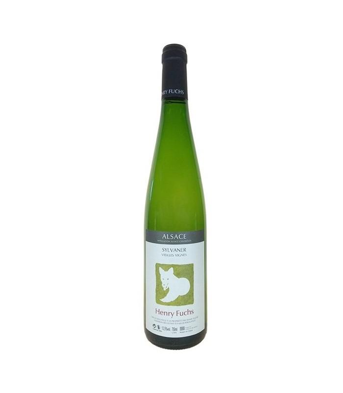 Henry Fuchs - Alsace Sylvaner - Sylvaner Vieilles vignes 2019