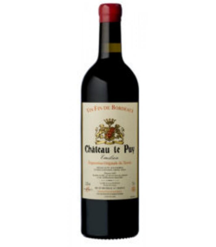 Château Le Puy - Francs - Côtes de Bordeaux - Cuvée Emilien 2016