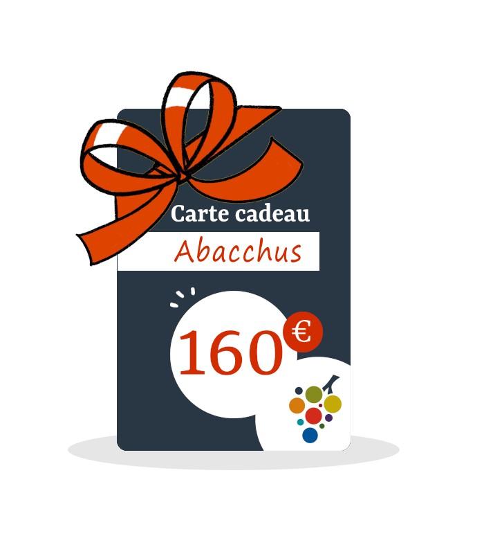 Carte Cadeau 160€