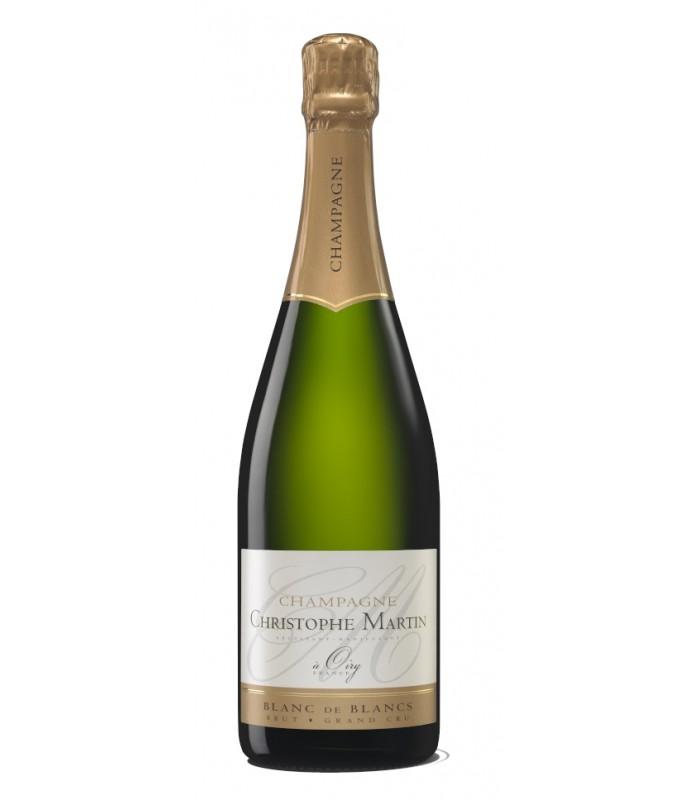 Champagne Christophe Martin - Champagne Grand Cru - Blanc de Blancs Brut