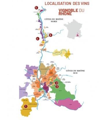 4 Rhône Rouge