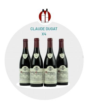 Spéciale Claude Dugat x4