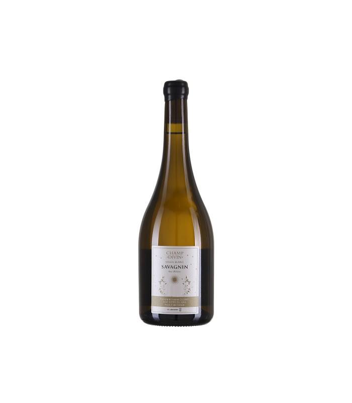 Champ divin - Côtes du Jura - Soleil blanc - Savagnin 2016
