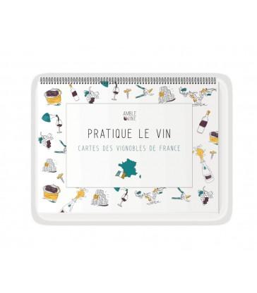 Cahier WSET Amblewine - Vignobles de France
