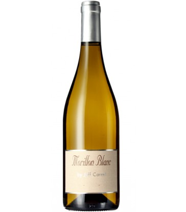 Jeff Carrel - Morillon blanc 2018 - Vin de France