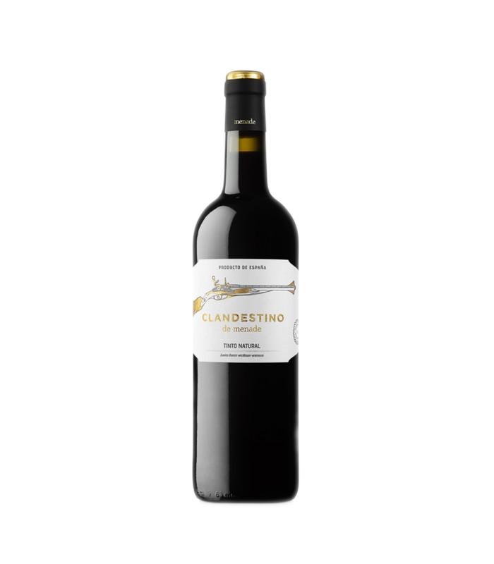 Bodega Menade - Clandestino de Menade 2017 - Vin espagnol