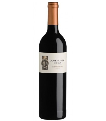 Hartenberg Wine Estate - Stellenbosch - Doorkeeper Shiraz 2017