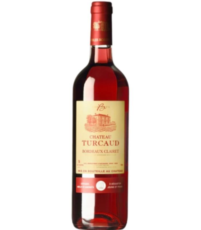 Château Turcaud - Bordeaux clairet - bouteille 75 cl