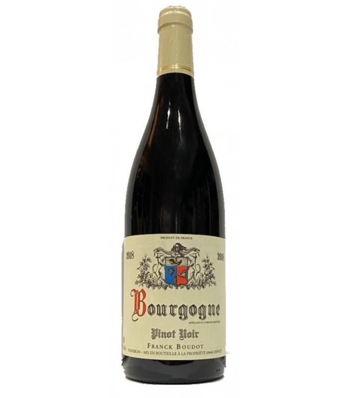 Franck Boudot - Bourgogne - Bourgogne Pinot noir 2018