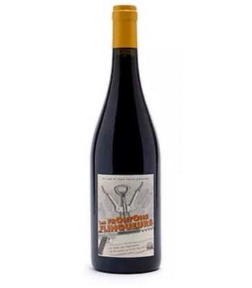bouteille de vin Château La Colombière - Fronton - Les Frontons Flingueurs