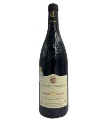 Vignoble Chabrier - Duché d'Uzès - La Garrigue d'Aureillac rouge 2018
