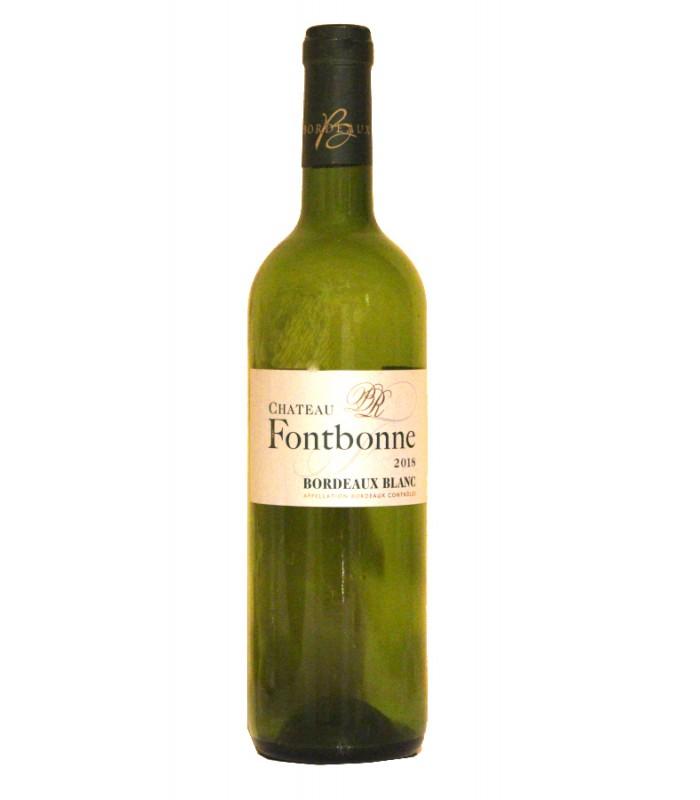 Château Fontbonne - Bordeaux - Bordeaux blanc 2018