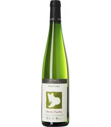 Henry Fuchs - Alsace Pinot Gris - Pinot gris 2019