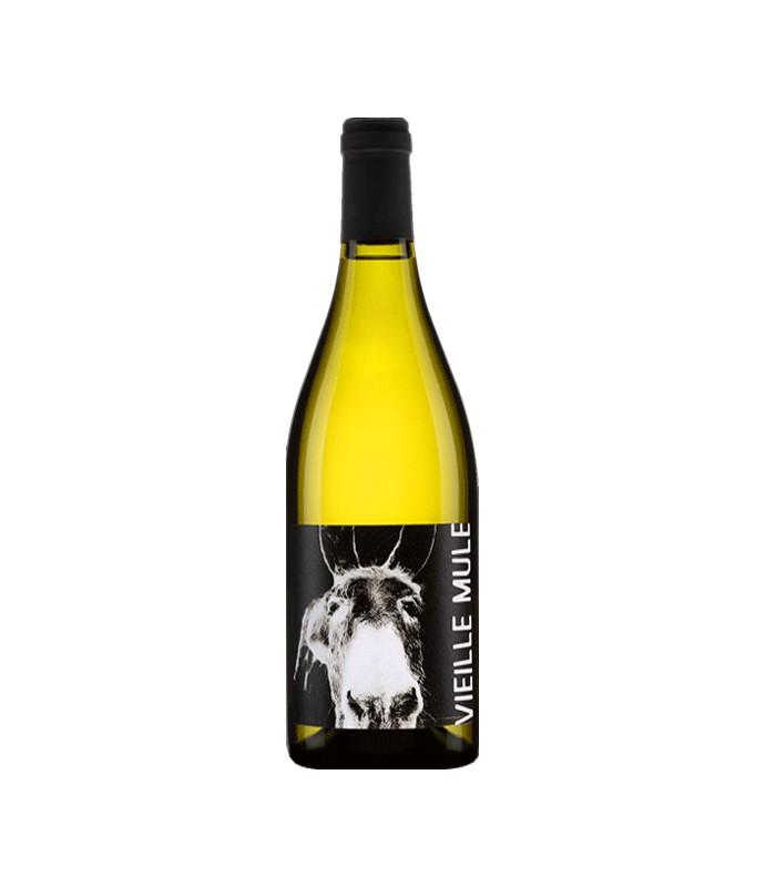 Jeff Carrel - Côtes Catalanes - Vieille Mule blanc 2019