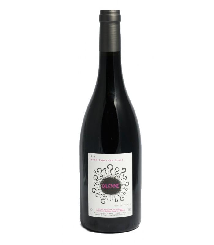Domaine des Pierres Ecrites - Vin de France - Dilemme rouge 2019