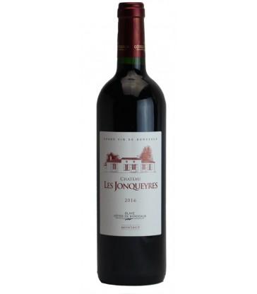 Château Les Jonqueyres - Blaye - Côtes de Bordeaux - Château Les Jonqueyres 2016
