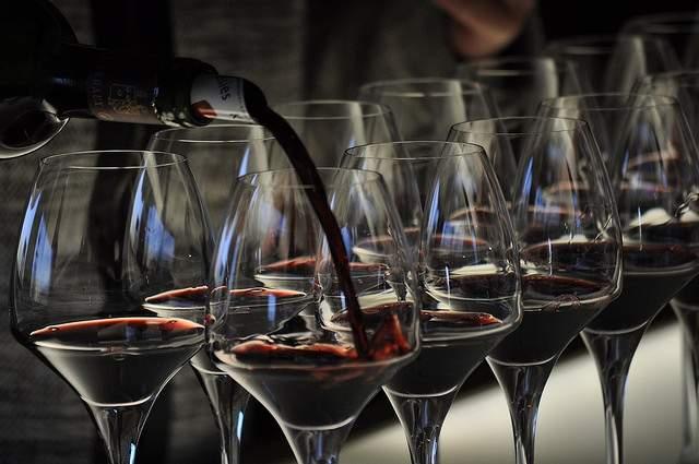 dégustation comparative de vins