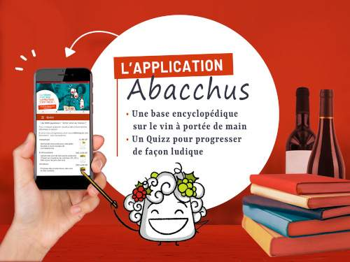 Appli mobile Abacchus Android et iOS