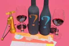 Box vin Battle 2 vins et 2 chaussettes de dégustation