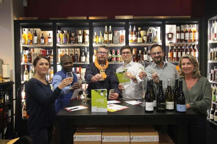 Comité de selection des vins Abacchucs