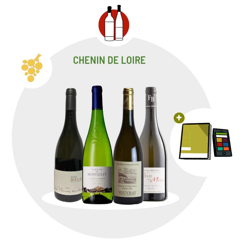 Coffret Chenin de Loire