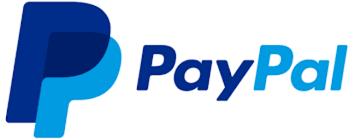 Paiement paypal accepte